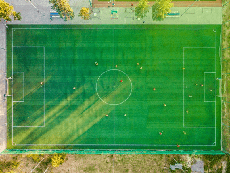 Artificial Football Pitches