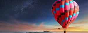 Emotion ballooning Experiment with hot Arizona