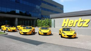 Hertz Car Rental for Young Drivers