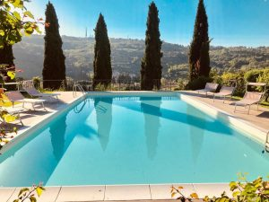 With Private Access to the Pool