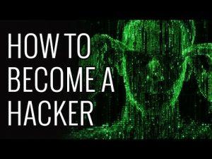 Becoming Hacker